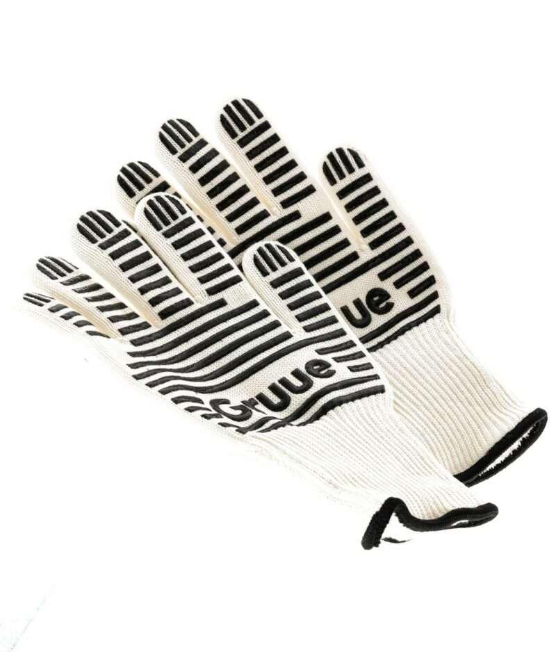 Varmebeskyttende hansker til pizzaovn og bakerovn