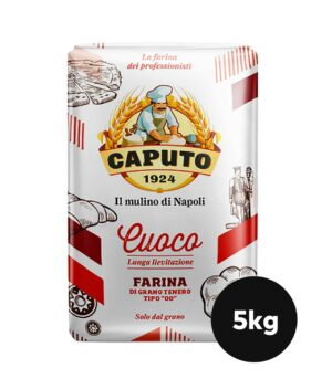 Big bag Caputo Cuoco beste pizzamel fra gruue
