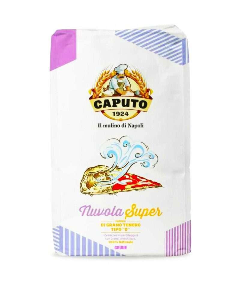 Beste pris på Nuvola Super pizzamel fra Caputo. Selges på Gruue.no billigst på beste pizzamel