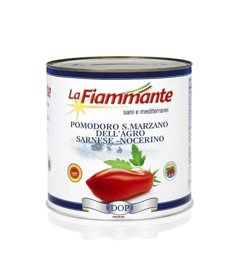 Best og billigste san marzano tomater norge fra gruue la fiammante