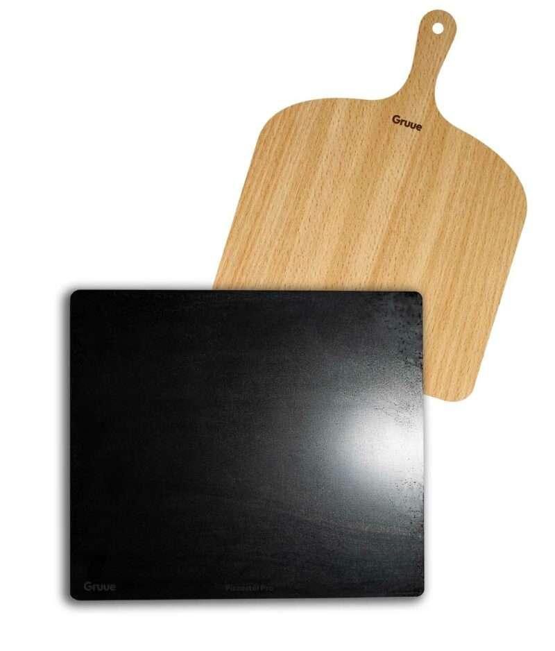 Beste pris og tilbud på pizzastål fra gruue karbonstål til komfyr og vanlig ovn