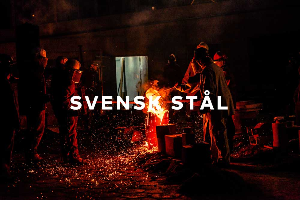 SSAB Svensk Stål AB karbonstål