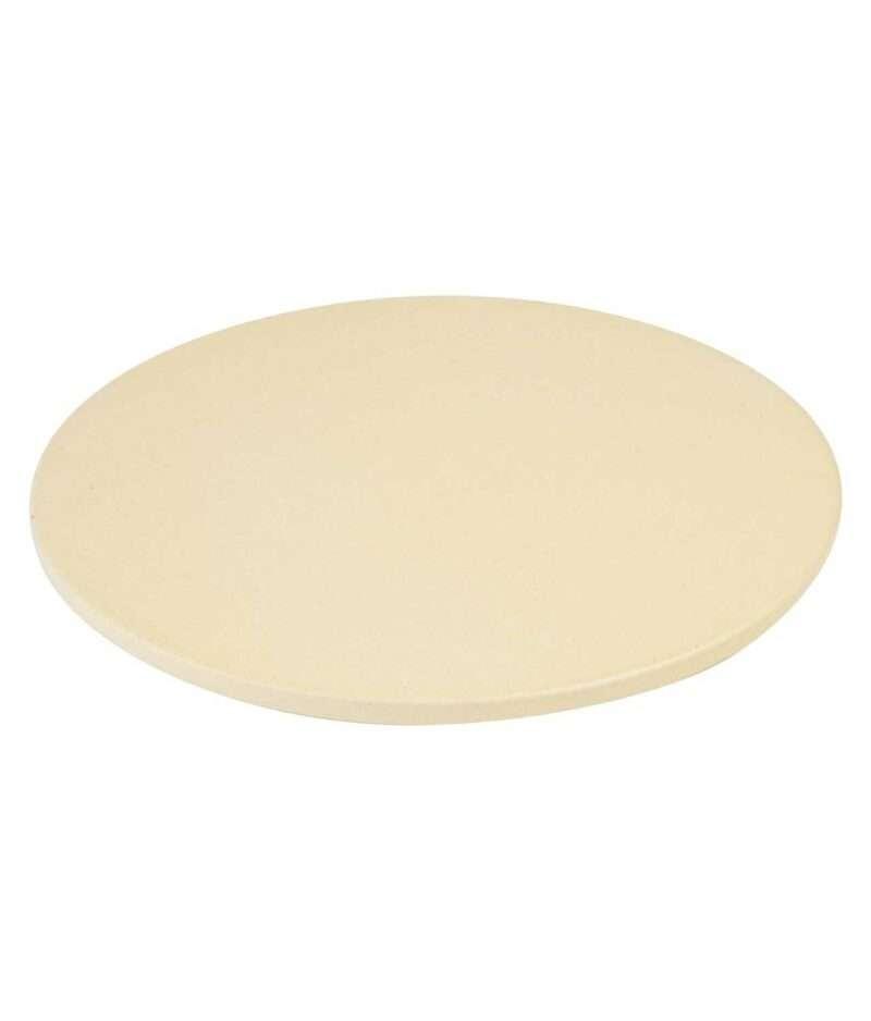 Rund Pizzastein til roterende pizzasstein til vedfyrt pizzaovn fra gruue