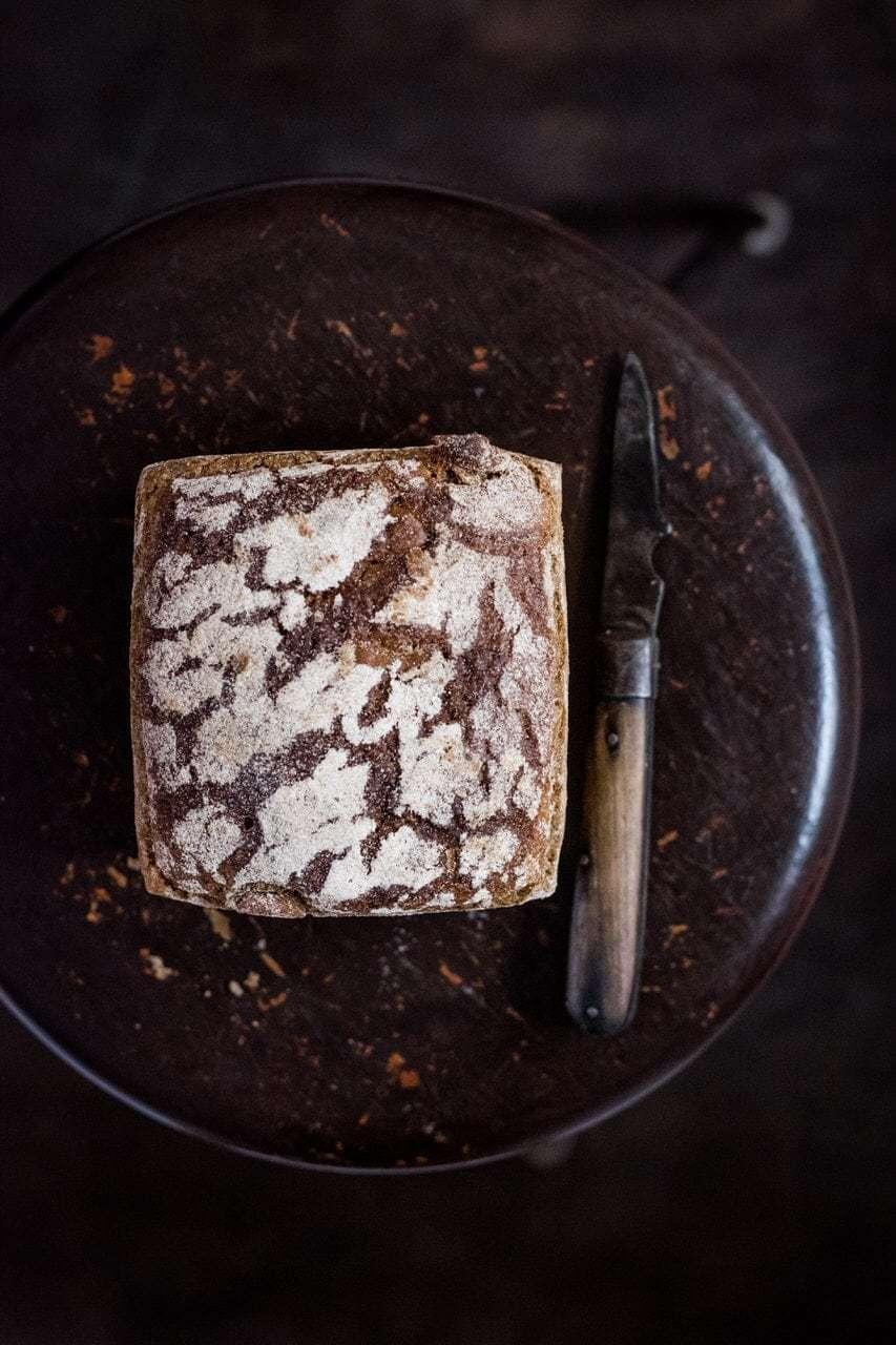 Svedjerug brød