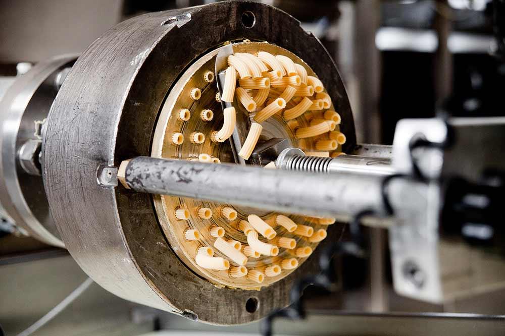 Premium pasta verdens beste pasta laget på bronsepresser