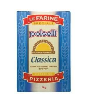 Polselli AVPN pizzamel for napolitansk pizza.