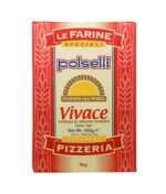 Polselli Vivace forsterket pizzamel tippo 00 mye gluten