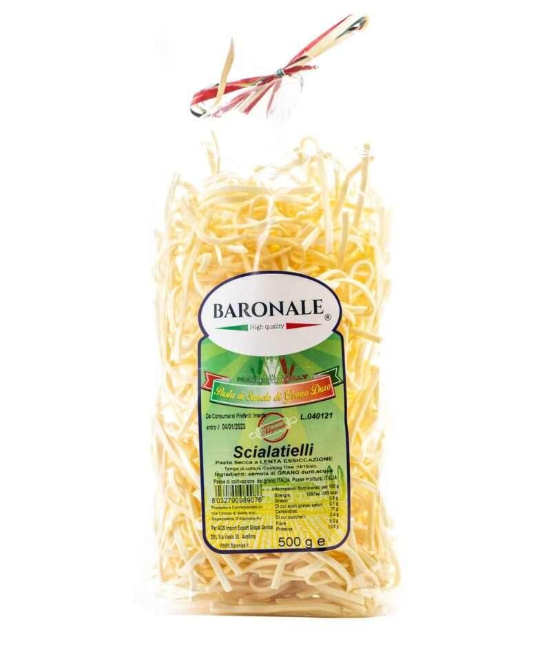 Pasta scialatielli premium pasta